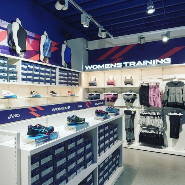 asics outlet birkenhead point