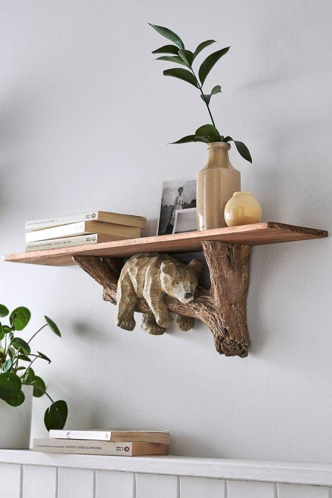 Buy Barnaby Bear Shelf from the Next UK online shop