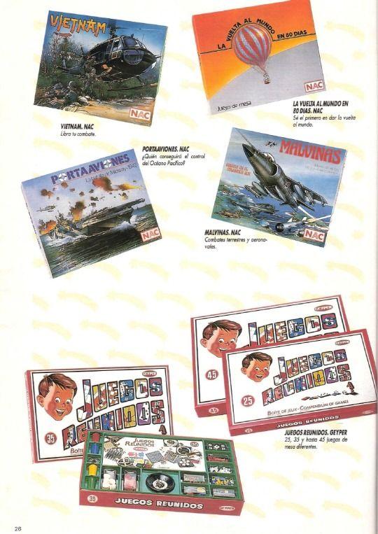 Del Catalogo De Juguetes El Corte Ingles 1987 1988 Melopidos