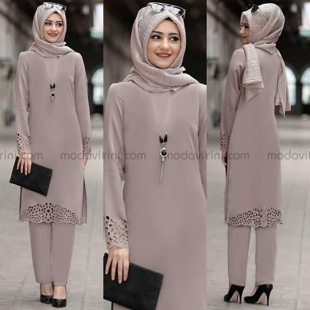 10 2b Begenme 143 Yorum Instagram Da Modavitrini Tesettur Giyim Modavitrini Kolyeli Muslim Fashion Outfits Muslimah Fashion Outfits Hijab Fashionista