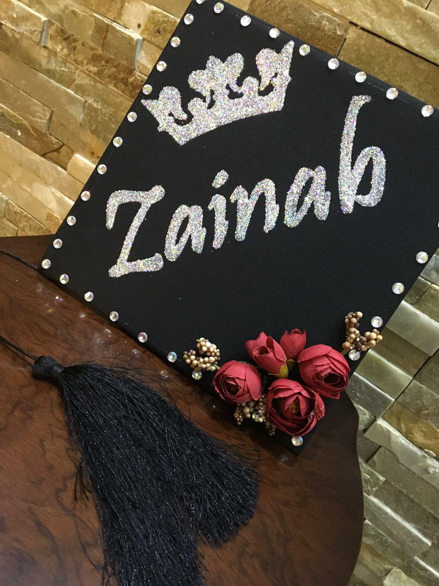 Pin By Zainab Basim On قبعات تخرج Tableware Deco