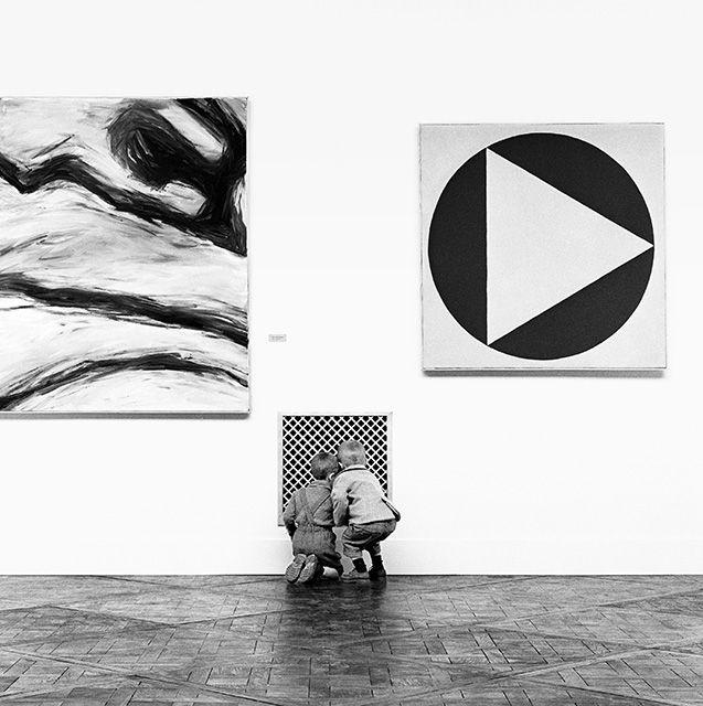 Musée d'art moderne, Paris. By Thierry Bouët