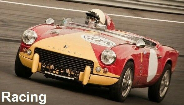 Triumph Spitfire Mk2 Racing Wwwcarpassionandmorejimdocom