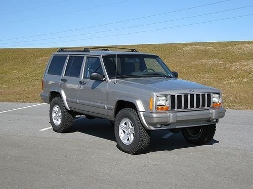Old Man Emu For Cherokee Xj Thoughts Expedition Portal