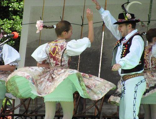 folklórny súbor Šiňava