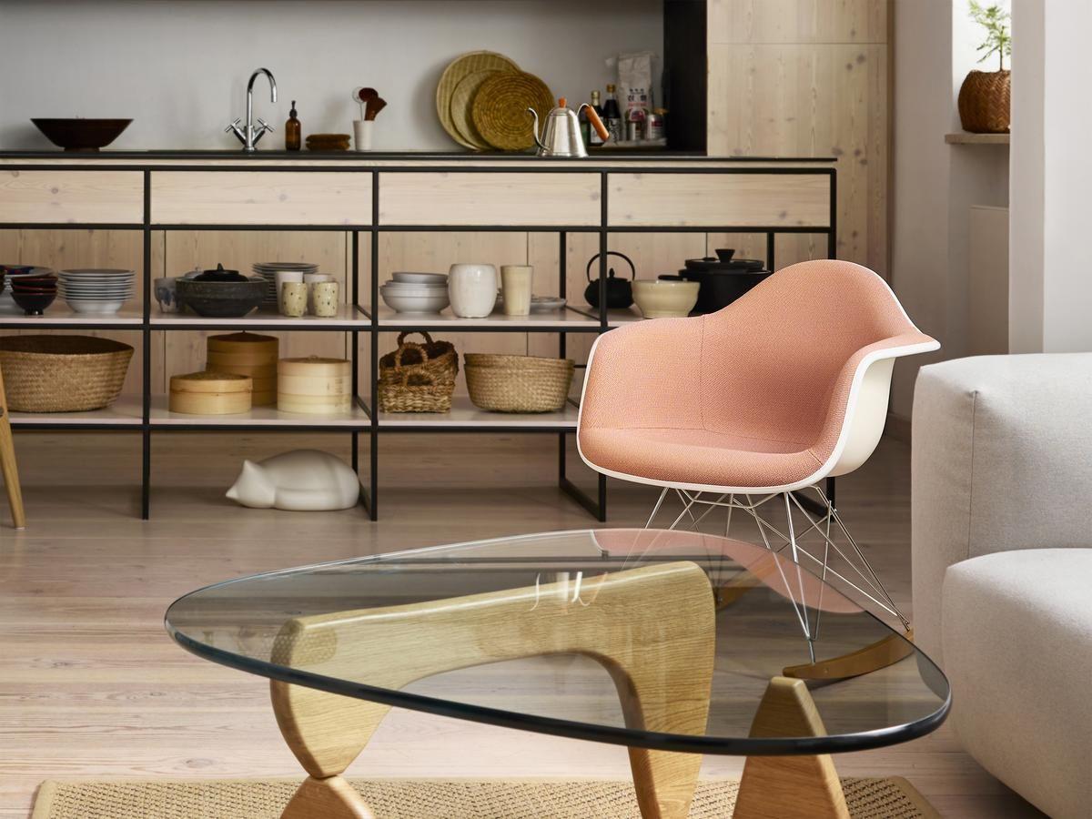 vitra rar mit polsterung | eames design, vitra möbel, eames