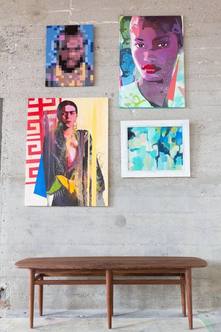 the aphrochic pop up house at helms bakery art pinterest maison inspiration d co et. Black Bedroom Furniture Sets. Home Design Ideas