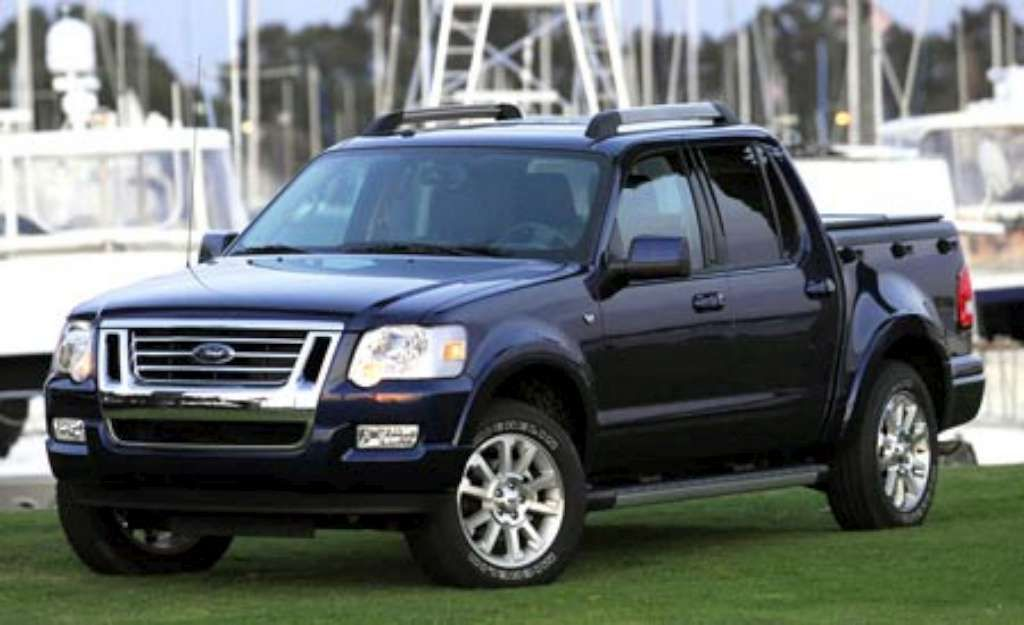 2009 Ford Explorer Sport Trac Pictures Sport trac, 2009