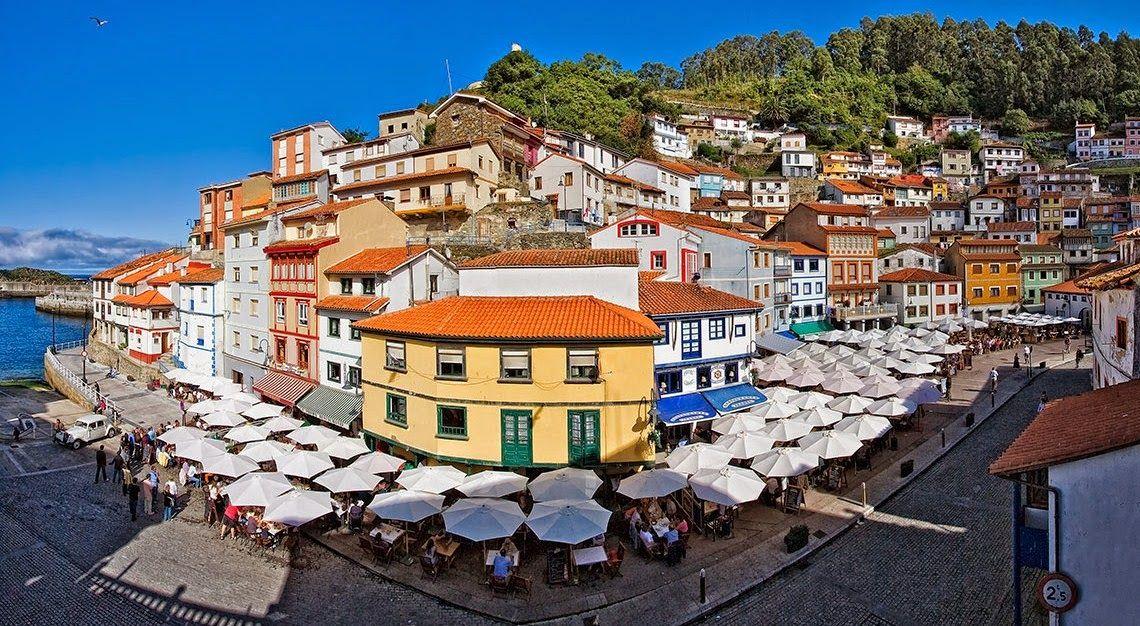 Cudillero cudillero es un bonito y encantador pueblo - Casas gratis en pueblos de espana ...