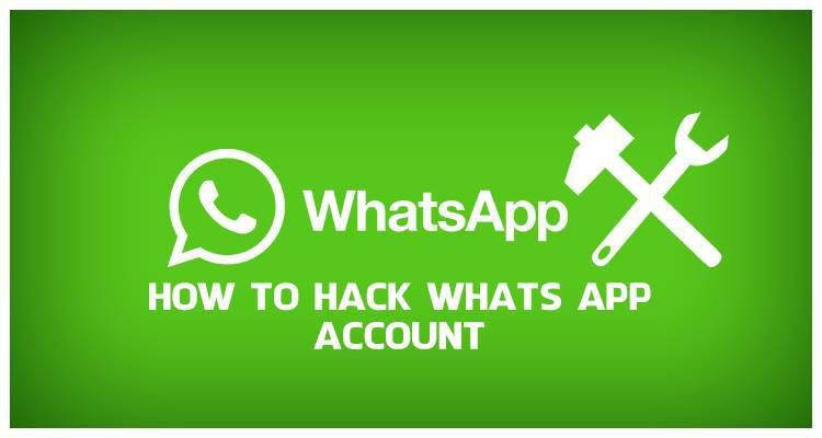 How To Hack Whatsapp Account Online In 10 Minutes With Images