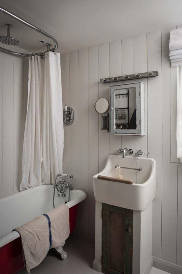 Moderner Landhausstil Für Cottage   Englisch Im Shabby Charme Design Und  Einrichtung