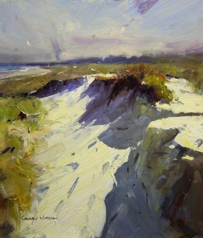 Colley Whisson Landscape Art Landscape Paintings Seascape Paintings