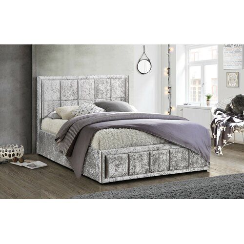 Pleasant Fairmont Park Mercedes Upholstered Bed Frame Products In Alphanode Cool Chair Designs And Ideas Alphanodeonline