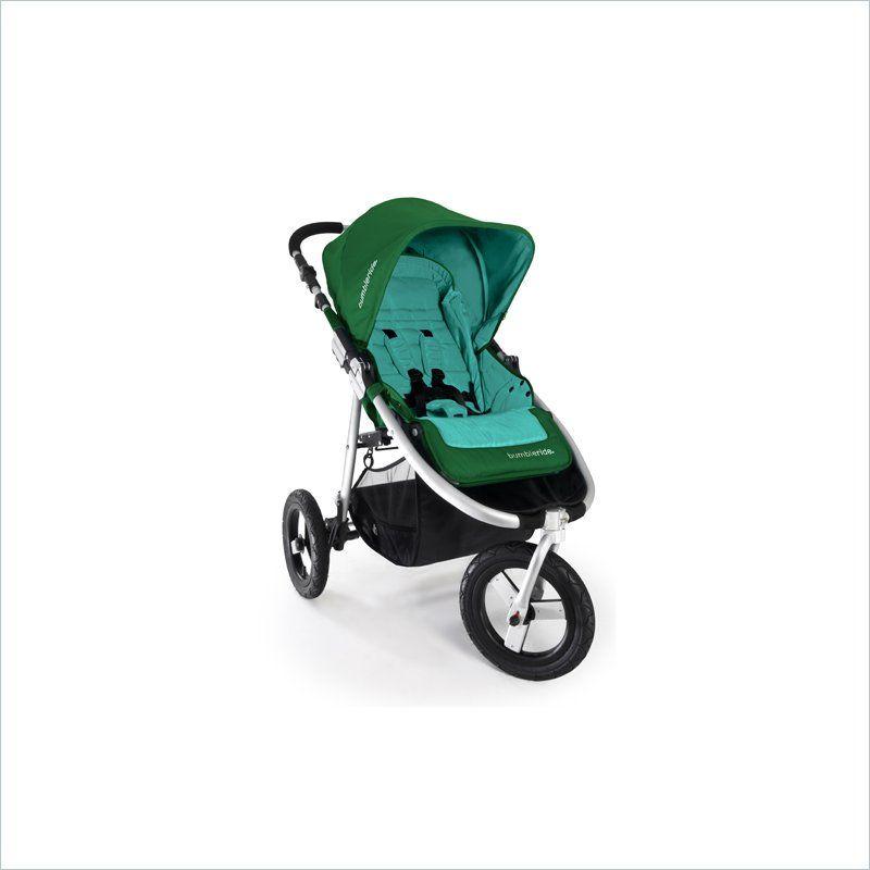 Bumbleride Indie Stroller in Green Papyrus