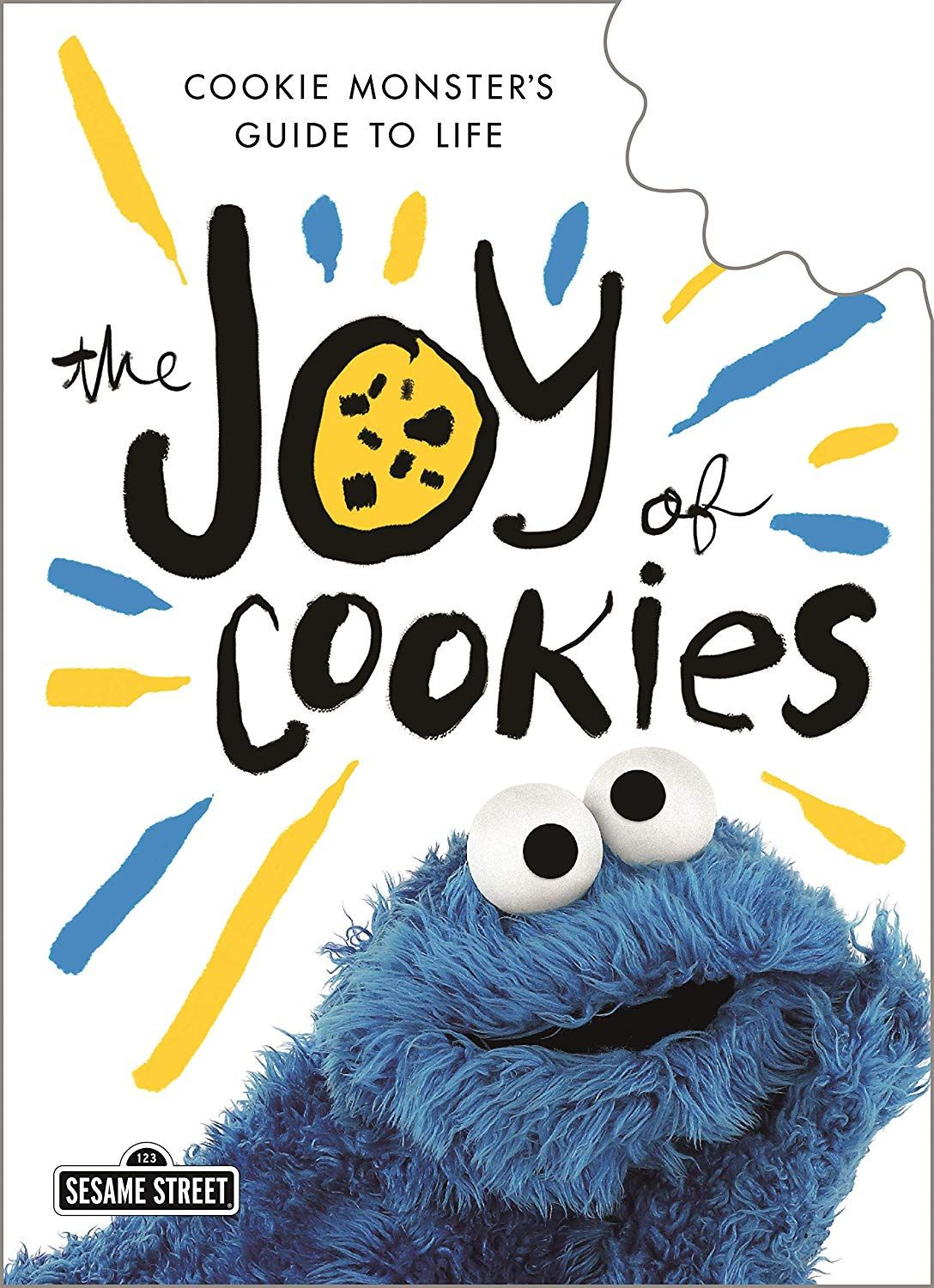 Amazon The Joy Of Cookies Cookie Monster S Guide To