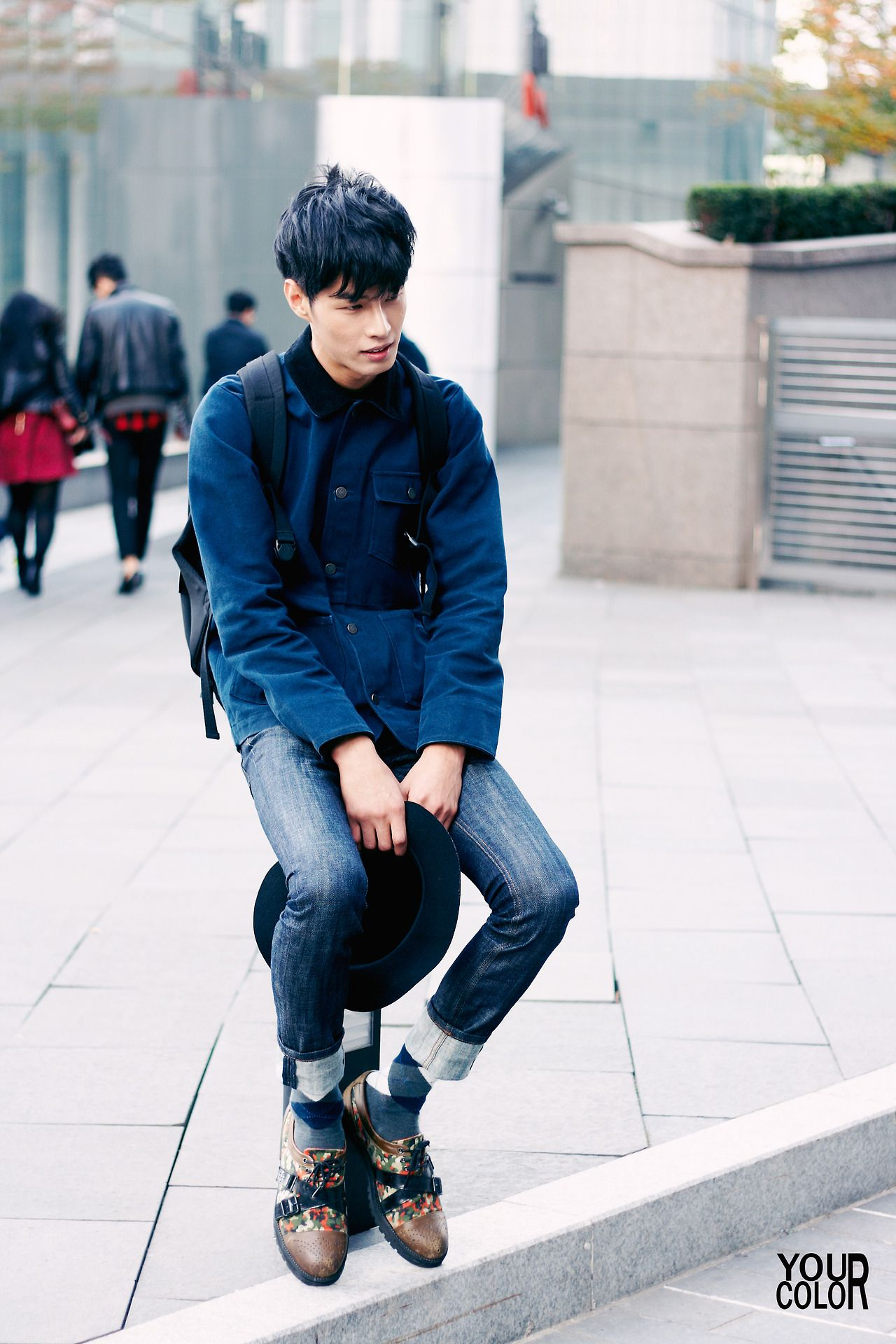 Korean Boy Street Fashion The Hippest