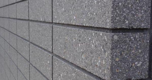 Concrete Wall Panels Texture Google Search Nanette Underground Concrete Block Walls House Cladding Exterior Cladding
