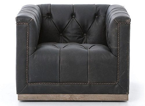 Maxx Swivel Accent Chair
