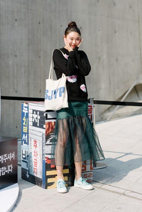 Seoul Fashion Week Pinteres
