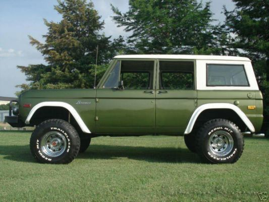 Pin By Kingofkings413 On Ford Bronco And Trucks Early Bronco