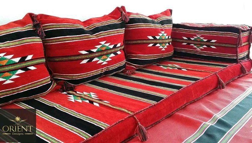 Orient sitzecke orientalische sitzecke sitzkissen sitzgruppe 10 teiliges set unbedingt kaufen for Sitzkissen orientalisch