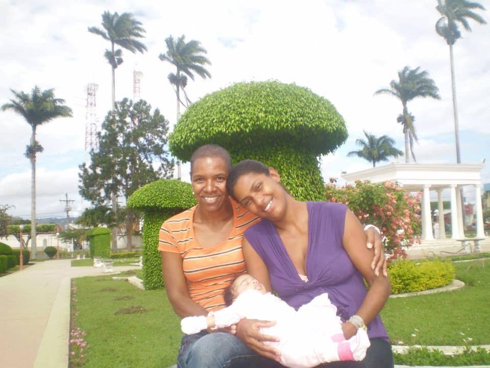 Eu e minha irmã, na cidade de Santa Antonio do bom Jesus - Bahia/SP...