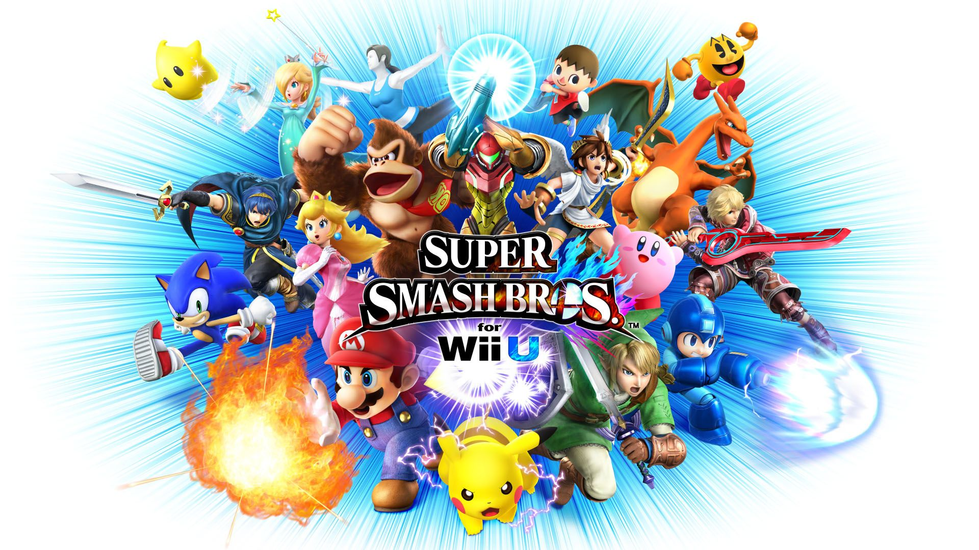 Super Smash Bros Wii U Wallpaper | Wallpaper HD 1080p | Smash bros