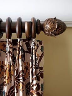 Kirsch Lockseam Corner Rod Corner Window Curtains Curtain Rods