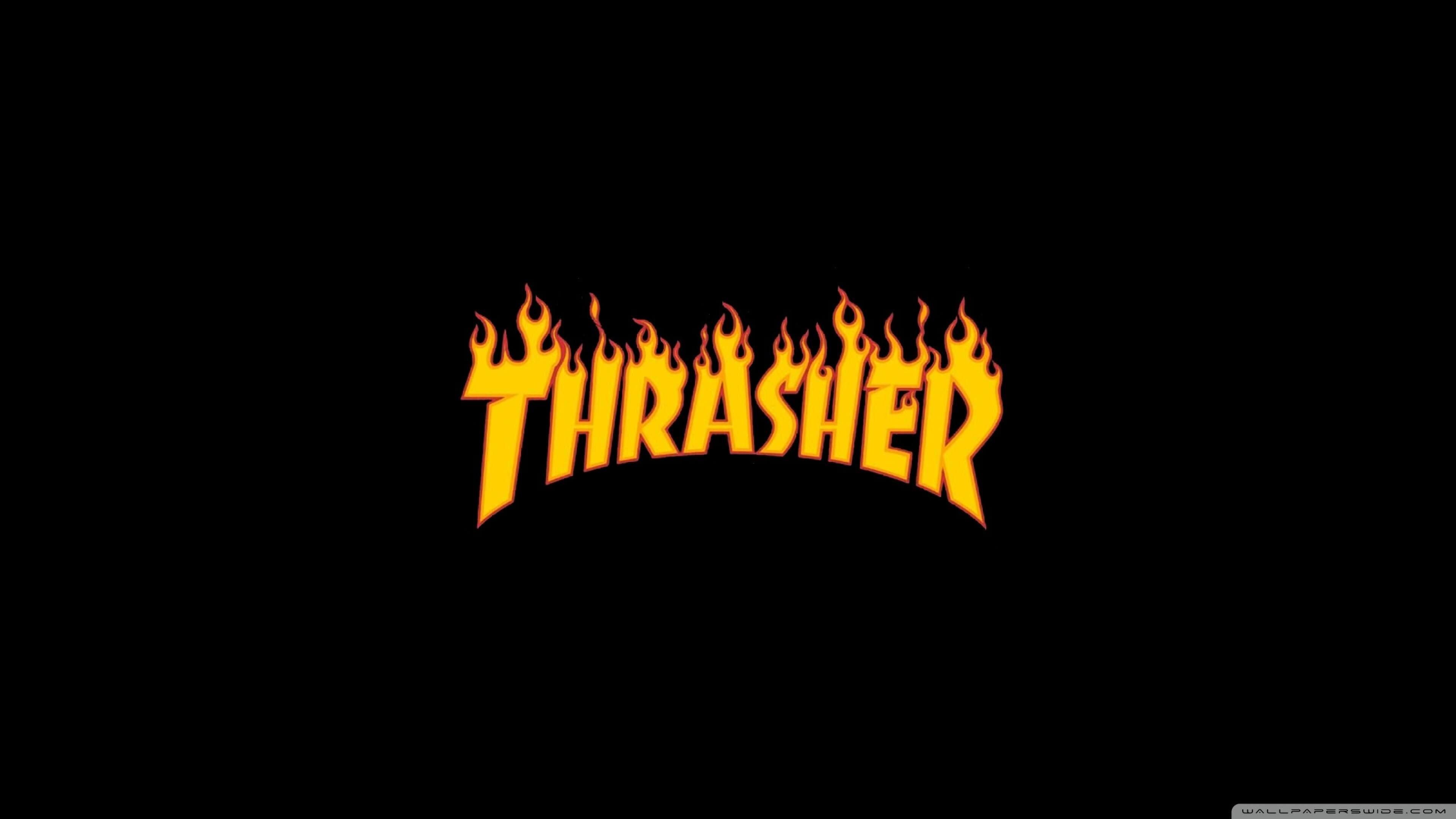 Thrasher Wallpaper 4K HD Desktop Imagem de fundo de