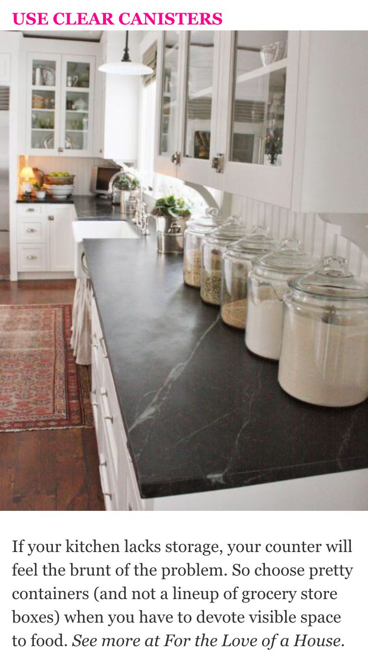 Explore Kitchen Counter Storage and more Flour