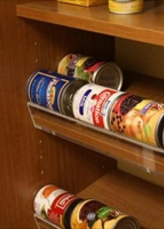 This Example By 3 Day Closets Re Purposes Ordinary Slanted Shoe Shelves For  Can