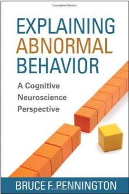Presenting cutting-edge work on the brain systems involved in key domains of neuropsychological functioning, Pennington sheds light on acqui... #specialneeds #neuroscience #behavior