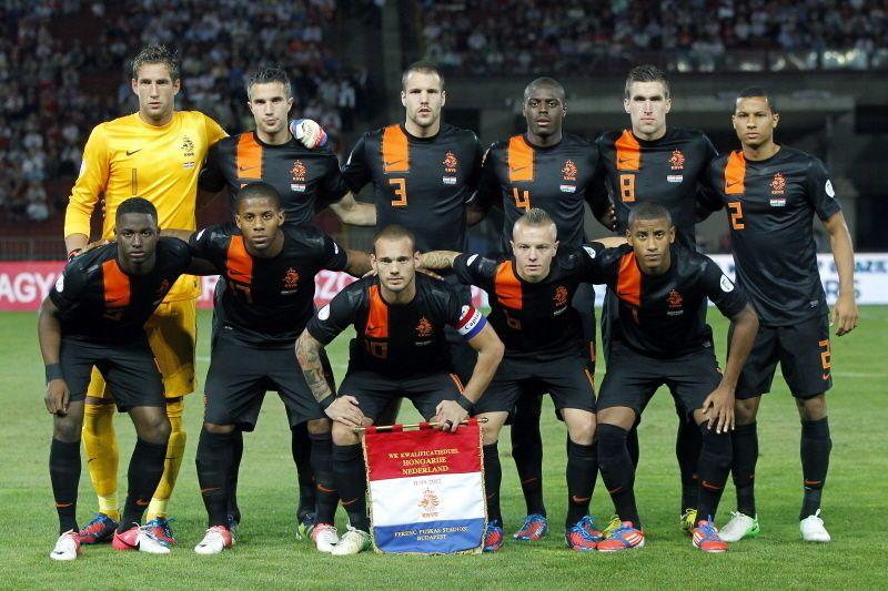 Hongarije - Oranje 1-4