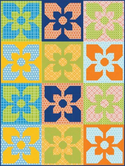 pixie quilt pattern designed by tiny seamstress designs summer rh pinterest com