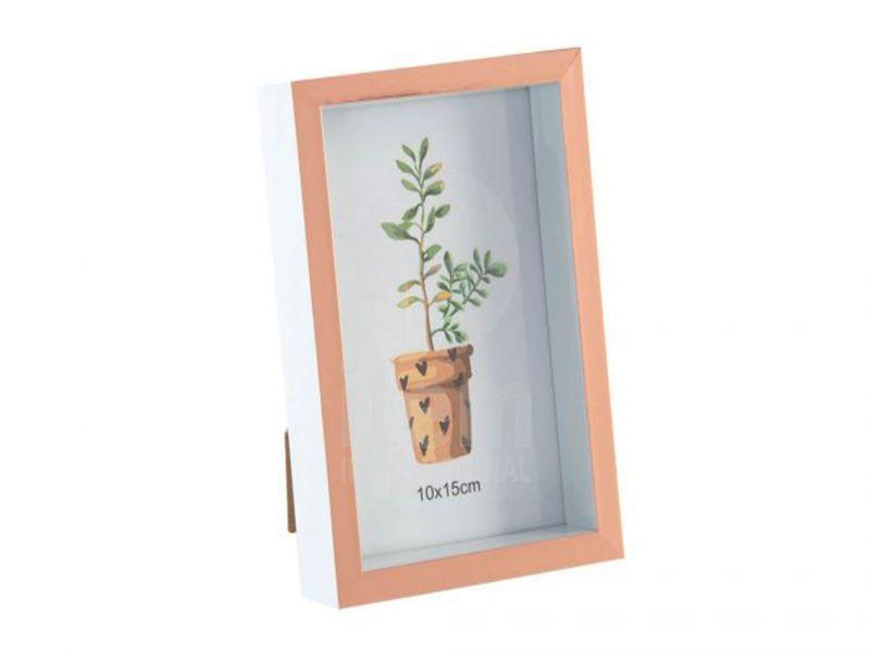 marcos para #fotos de #madera #sobremesa #maceta https://www ...