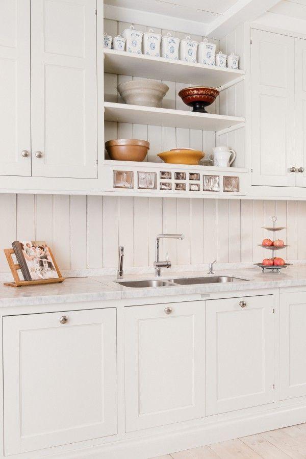 Ljust och lantligt kök - Lidhults | Keuken ideeën | Pinterest ...