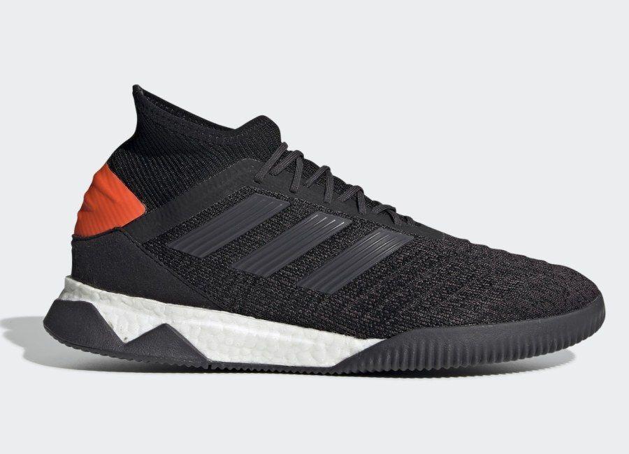 Adidas predator 191 trainers core black utility black