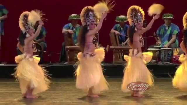 Love the dancing! #Pacific Islands fascinating #cultures. Learned eat w/a fork in 1971. Prior #used hand or #spoon.     Seattle getting a taste of Tahitian culture