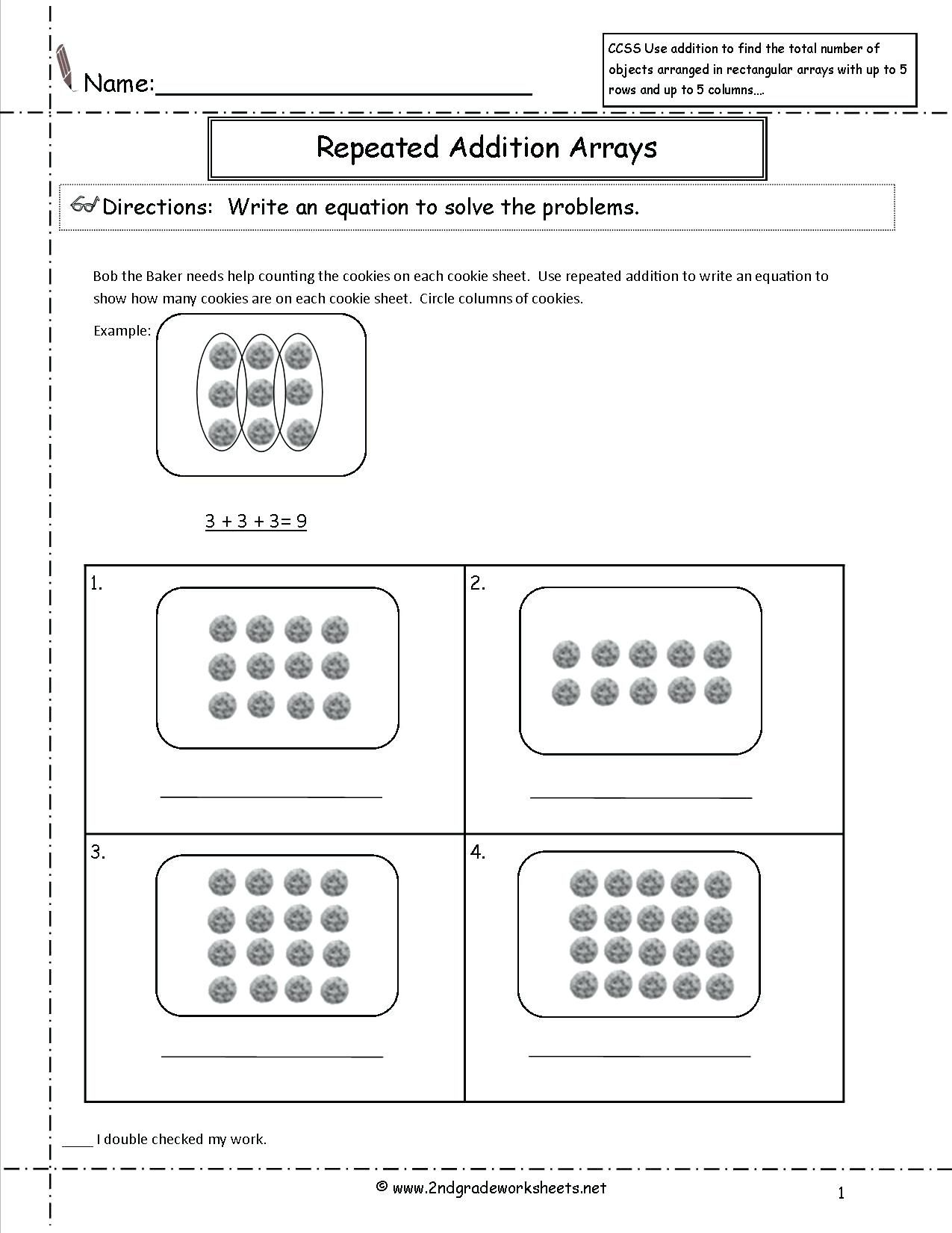 37 Simple Common Core Math Worksheets Ideas