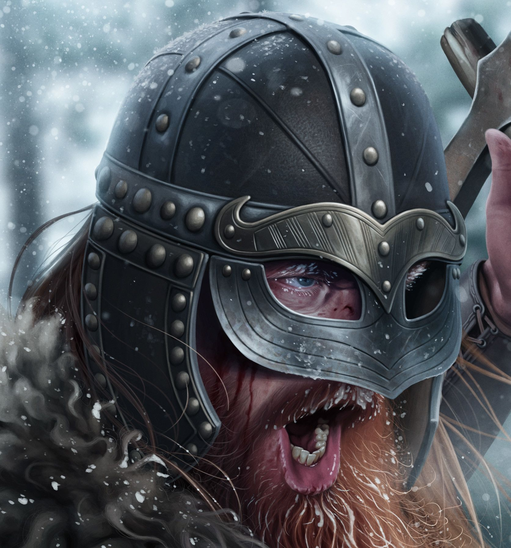 Born In Norway During The Viking Age He Was The First