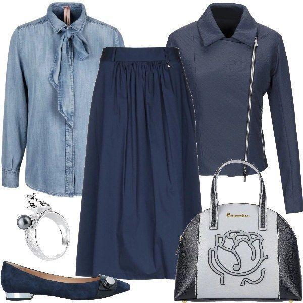 Durante E Outfit La Essere Graziosa Camicia Con Comoda Per Giornata wtAx6AqX1
