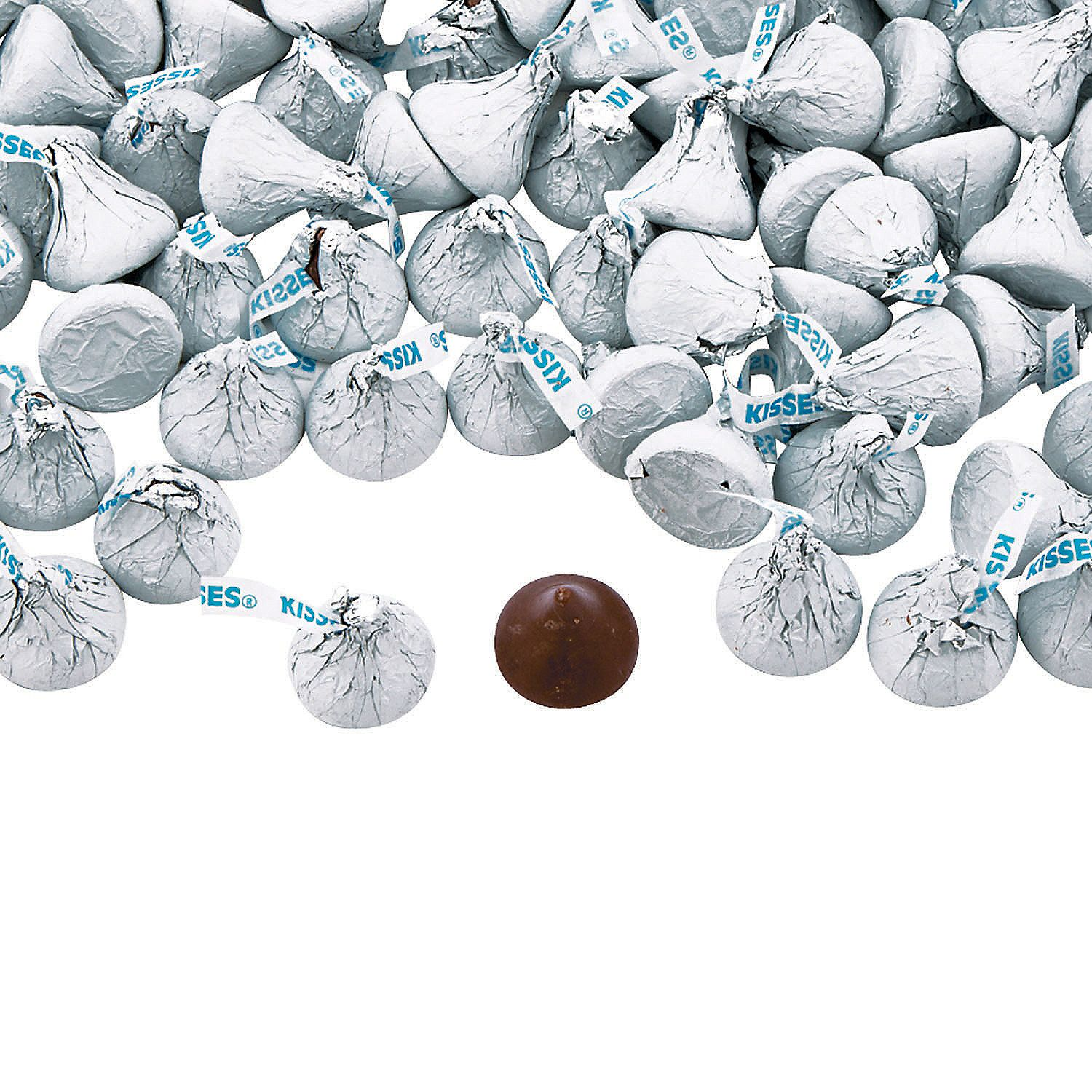 Hershey\'s®+Kisses®+White+400+Pc.+Chocolate+Candy+-+MarryMe.com   Sam ...