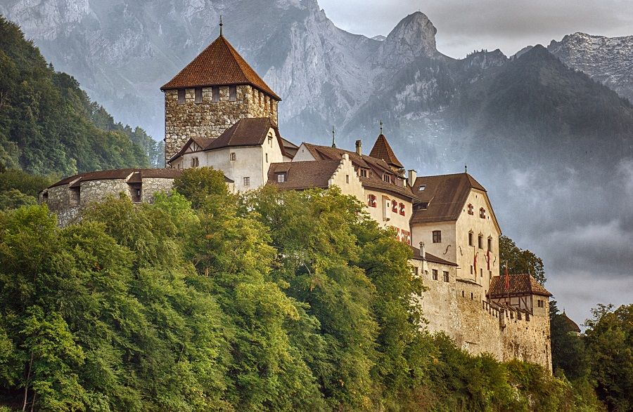 10 Places in Liechtenstein That Look Like They've Been Taken Out Of Fairy Tales