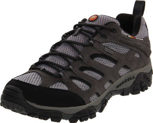 Merrell Men's Moab Waterproof Hiking Shoes on Sale