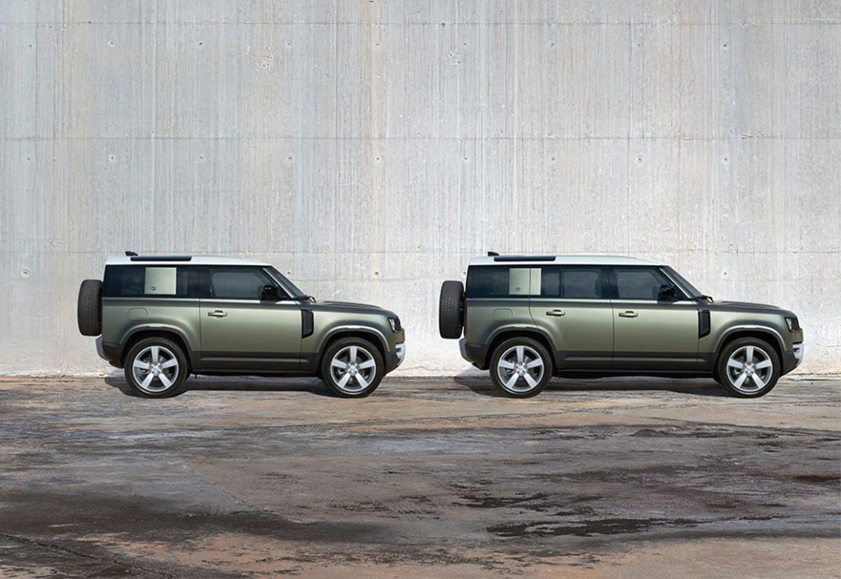 2020 Land Rover Defender Specs, Prices, and Configurator
