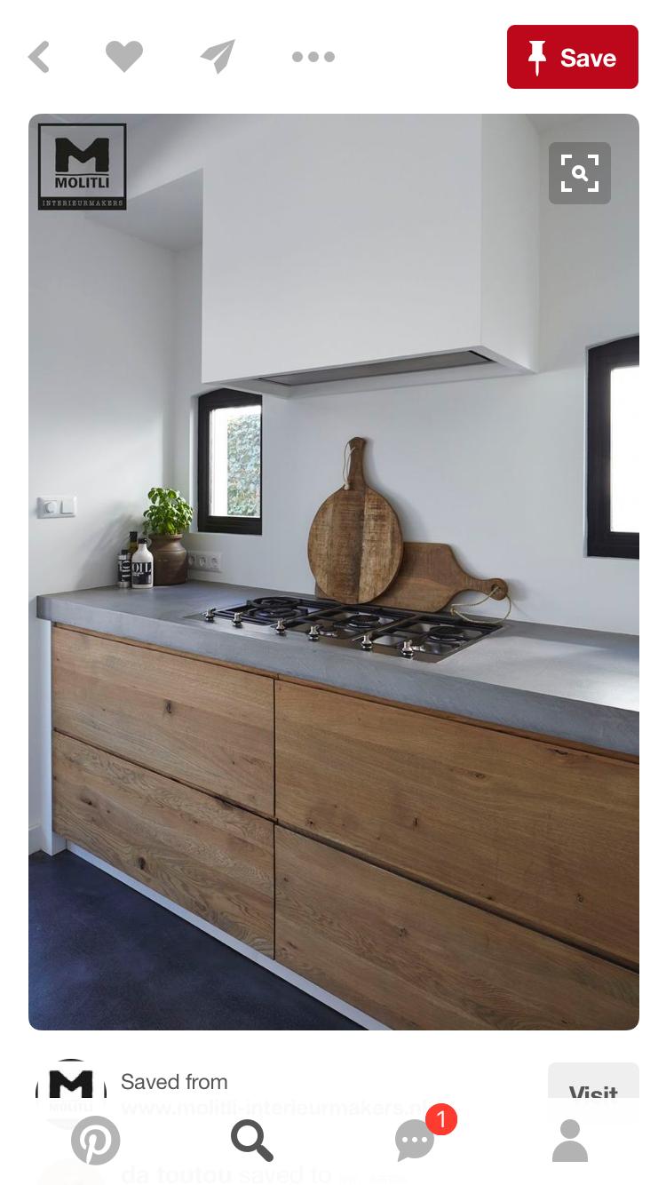 Pin van Edyta Fularz op small kitchen  Keukens Keuken