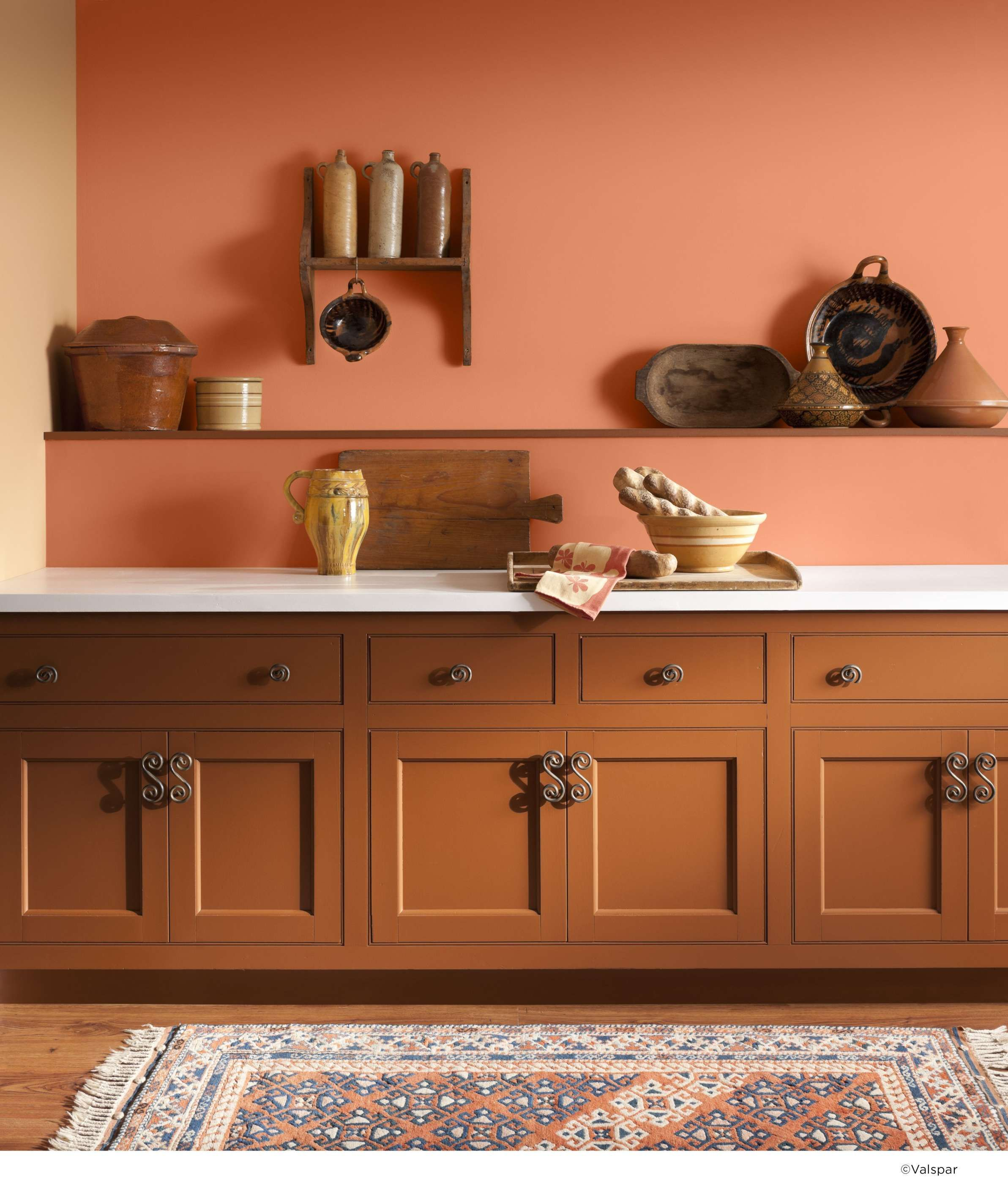 51 Inspirational Pink Kitchens With Tips Accessories To Help You Design Yours Kitchen Cabinet Colors Pink Kitchen Pink Kitchen Cabinets