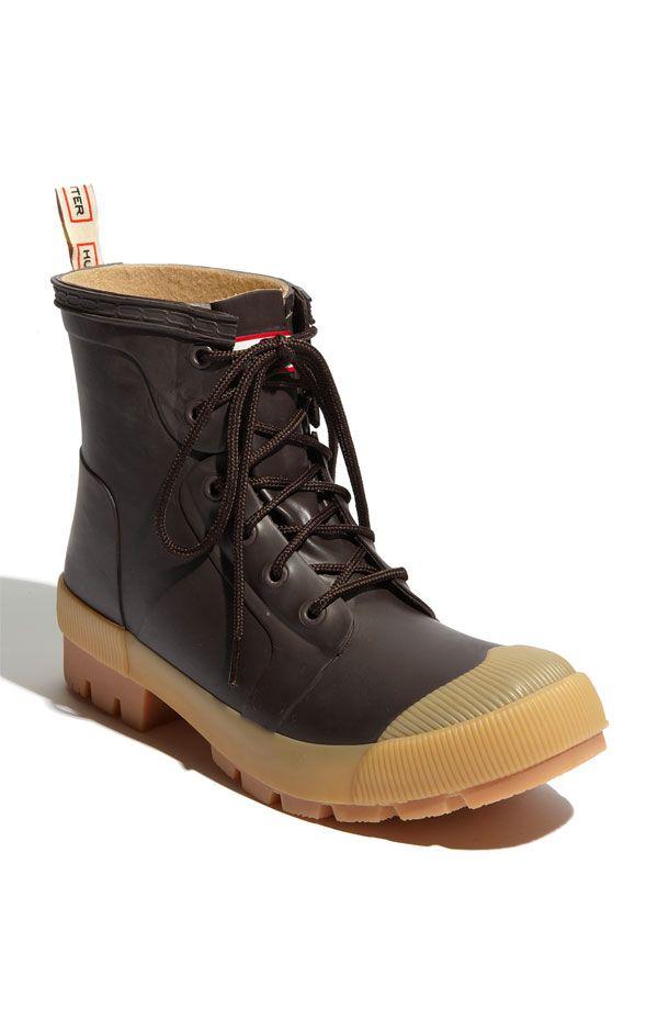designer rain boots mens