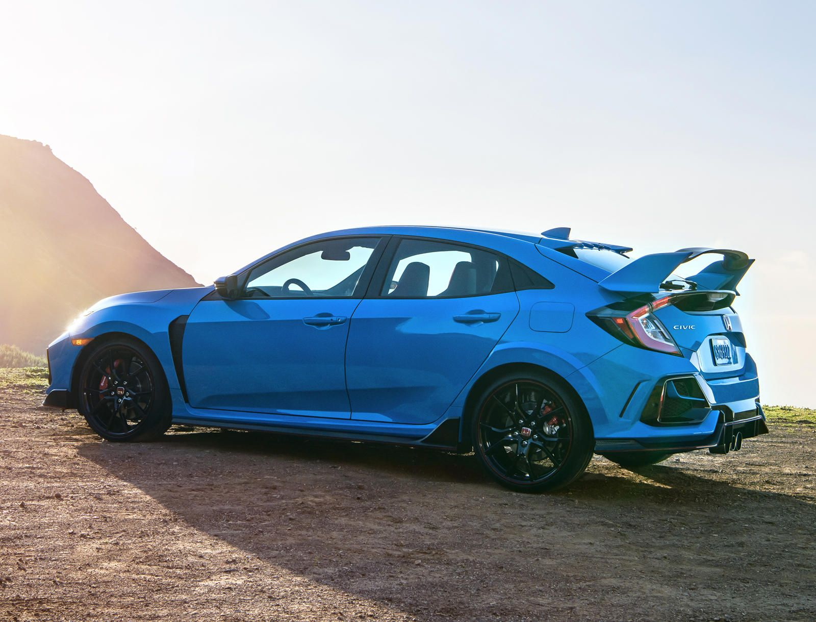 Watch The AsphaltMelting 2020 Honda Civic Type R In