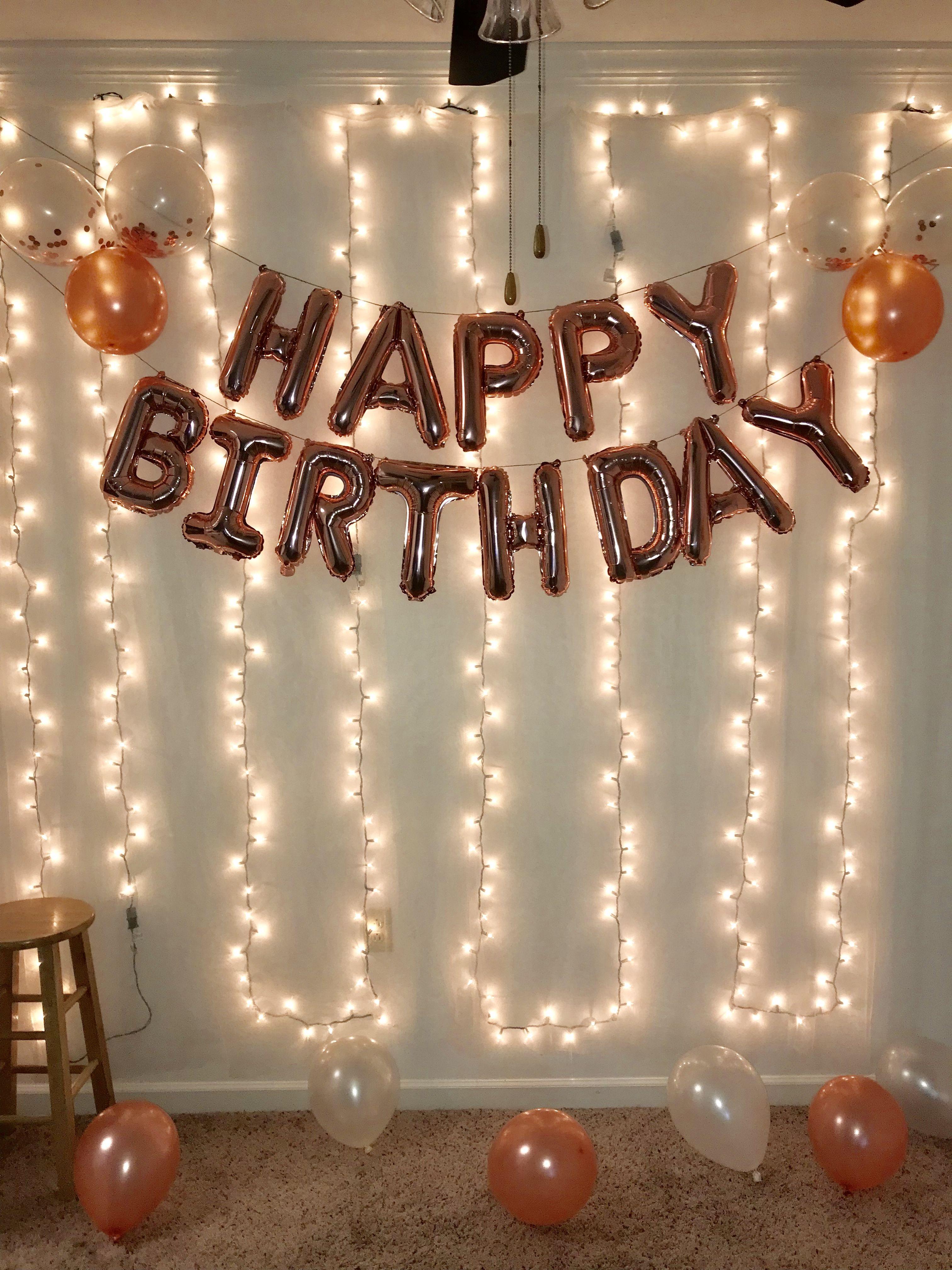 21st Birthday Party Backdrop #17thbirthday